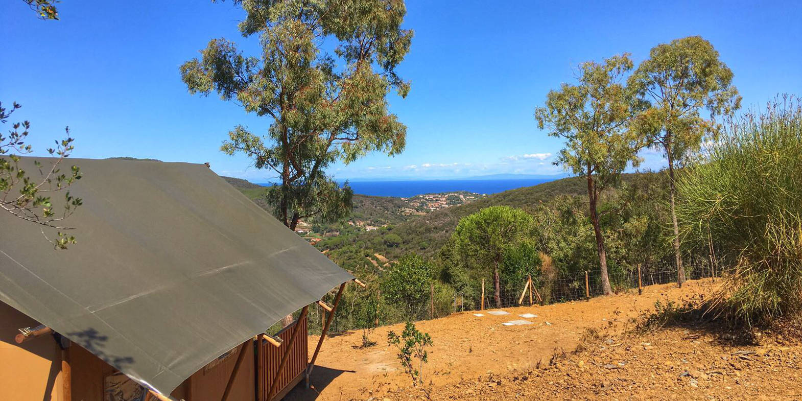 Glamping - vacanza Isola d'Elba